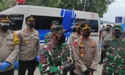 Ketemu Orang Tak Bermasker di Pasar Pagi Samarinda, Jenderal TNI Bilang Ini