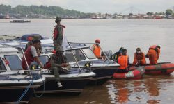 Sandal Tertinggal, Juragan Speedboat di Samarinda Diduga Tenggelam di Mahakam