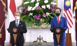 Presiden Jokowi dan PM Muhyiddin Yassin Dorong Menlu ASEAN Bahas Situasi Myanmar