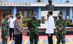 Presiden Jokowi Bertolak Menuju DIY untuk Kunjungan Kerja