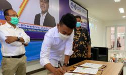 Dukung Merdeka Belajar, Billy Resmikan Pusat Inkubasi Bisnis Pertama di Aceh
