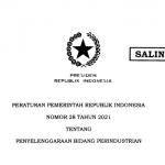 UU Cipta Kerja, PP Beri Kemudahan dan Kepastian Pelaku Industri