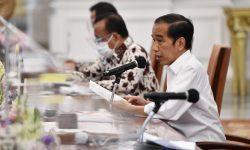 Presiden Jokowi Minta Menpora Sempurnakan Rancangan Desain Besar Olahraga Nasional