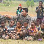 Kehadiran TNI-Polri di Papua Untuk Beri Rasa Aman Warga dari KKB