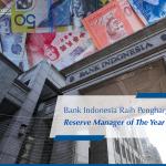 Bank Indonesia Raih Penghargaan sebagai Pengelola Cadangan Devisa Terbaik