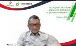Tahun 2029, Menteri ESDM: 85 Persen Operator Tangguh LNG Asal Papua