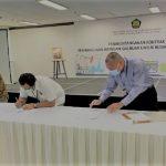 Kontrak Pembangunan Jargas Tahap II Senilai Rp 137,13 Miliar Diteken