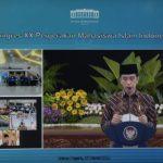 Presiden: PMII Harus Jadi Navigasi Perubahan