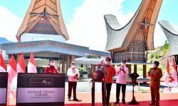 Presiden Resmikan Bandara, Makassar – Tana Toraja 50 Menit