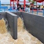 Kolam Regulasi Nipa-nipa di Maros Kurangi Banjir 45 Persen