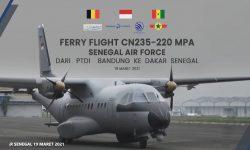 PT Dirgantara Indonesia Ekspor CN235-220 MPA Senilai Rp 354 Miliar