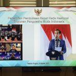 Presiden Jokowi: Cinta Produk Indonesia Dibarengi Peningkatan Kualitas