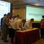 PT BPD KaltimKaltara Tandatangani Komitmen Dukung Program Agrosolution