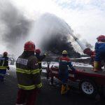 Menyusul Tangki Ke-3 Padam, Pertamina Fokus 1 Titik Api