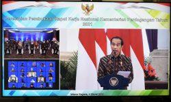 Presiden Minta Kebijakan Perdagangan Memberikan Dampak Signifikan Terhadap Pemulihan Ekonomi
