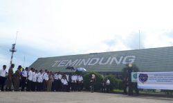 Eks Bandara Temindung jadi Area Hijau, Jalan di Samarinda Bakal Dibikin Mulus