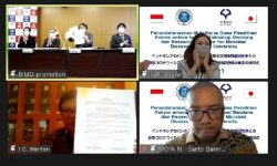 Osaka University Tanda Tangani MoU Penelitian Vaksin dengan ITB