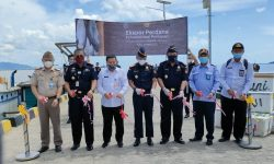 Resmi Dimulai Ekspor Perikanan Berizin dari Sebatik ke Malaysia