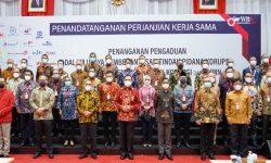 KPK – 27 BUMN Tanda Tangani Kerja Sama Penanganan Pengaduan Korupsi