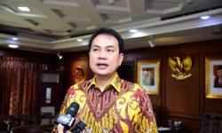 Azis Syamsuddin Dukung KPK Ungkap Dugaan Suap Ditjen Pajak