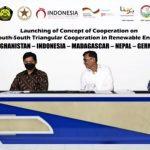Indonesia Prakarsai SSTC Energi Terbarukan