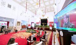 Presiden Jokowi Dorong BPPT jadi Otak Pemulihan Ekonomi