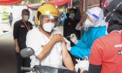 Vaksinasi Massal di Samarinda, Target Sehari Sampai 2.500 Orang