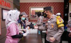 242 Orang di Polres Bontang Dites Urine Mendadak, Hasilnya Negatif Semua