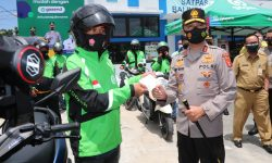 Pertama di Kalimantan, Warga Balikpapan Kini Mudah Mengurus SIM Lewat GoSend