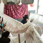 Menengok Usaha Kreatif Batik Lulantatibu di Nunukan, Banjir Order Meski Pandemi Covid-19