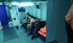Speedboat Tenggelam di Teluk Balikpapan, 23 Orang Berhasil Diselamatkan