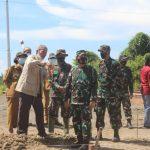 Butuh TNI, Warga Long Hubung Sumbangkan Lahan Bangun Pos Ramil Kodim 0912/Kubar