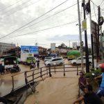 Banjir Simpang Empat Sempaja Bikin Heran Warga Samarinda