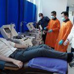 Peduli Corona, Karyawan XL Axiata Donor Plasma Konvalesen