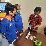 Kronologi Terbongkarnya Pengedar Sabu Jaringan Lapas Narkotika Bayur Samarinda
