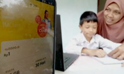 Indosat Ooredoo Terus Dukung Pemerintah Bantu Kuota Internet Buat Belajar Jarak Jauh