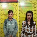 Polisi Bontang Tangkap 2 Pengedar Sabu di Loktuan dalam 30 Menit