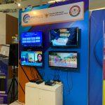 Jelang ASO, Diskominfo Kaltim Demo Siaran TV Digital di Big Mall