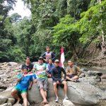 Warga Tiga Desa Berstatus OBP di Lumbis Hulu Bersumpah Setia Kepada NKRI