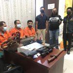 Dua Polres Ringkus Tiga Orang Komplotan Maling di Wilayah Kukar