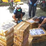 Nyaris Terkecoh, KLHK & Polri Gagalkan Penyelundupan 135 Ekor Burung Dilindungi