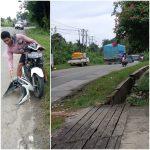 Kecelakaan di Jalan Samarinda – Bontang, Warga Tanah Merah Meninggal
