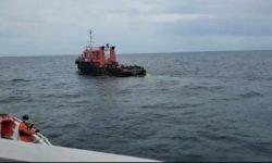 Tugboat Tenggelam di Perairan Muara Pegah, 8 ABK Dikabarkan Terombang-ambing