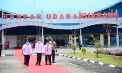 Presiden: Lewat Infrastruktur Dibangun Peradaban hingga Daya Saing Bangsa