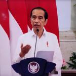 Presiden Jokowi: Indonesia Termasuk 35 Negara Rawan Resiko Bencana