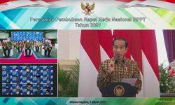 Buka Rakernas BPPT, Presiden Dorong Perekonomian Berbasis Inovasi dan Teknologi