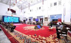 Presiden Jokowi Gaungkan Cintai Produk Dalam Negeri