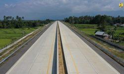 Jalan Tol Banda Aceh-Sigli Seksi 3 Sepanjang 16 Kilometer Siap Dioperasikan
