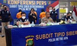 Polisi Tangkap Pembuat Lowongan Kerja Palsu, Terancam 12 Tahun Penjara