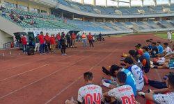 Seleksi Timnas U-16 dan 18, Indra Lihat Potensi Pesepak Bola di Kaltim Bagus